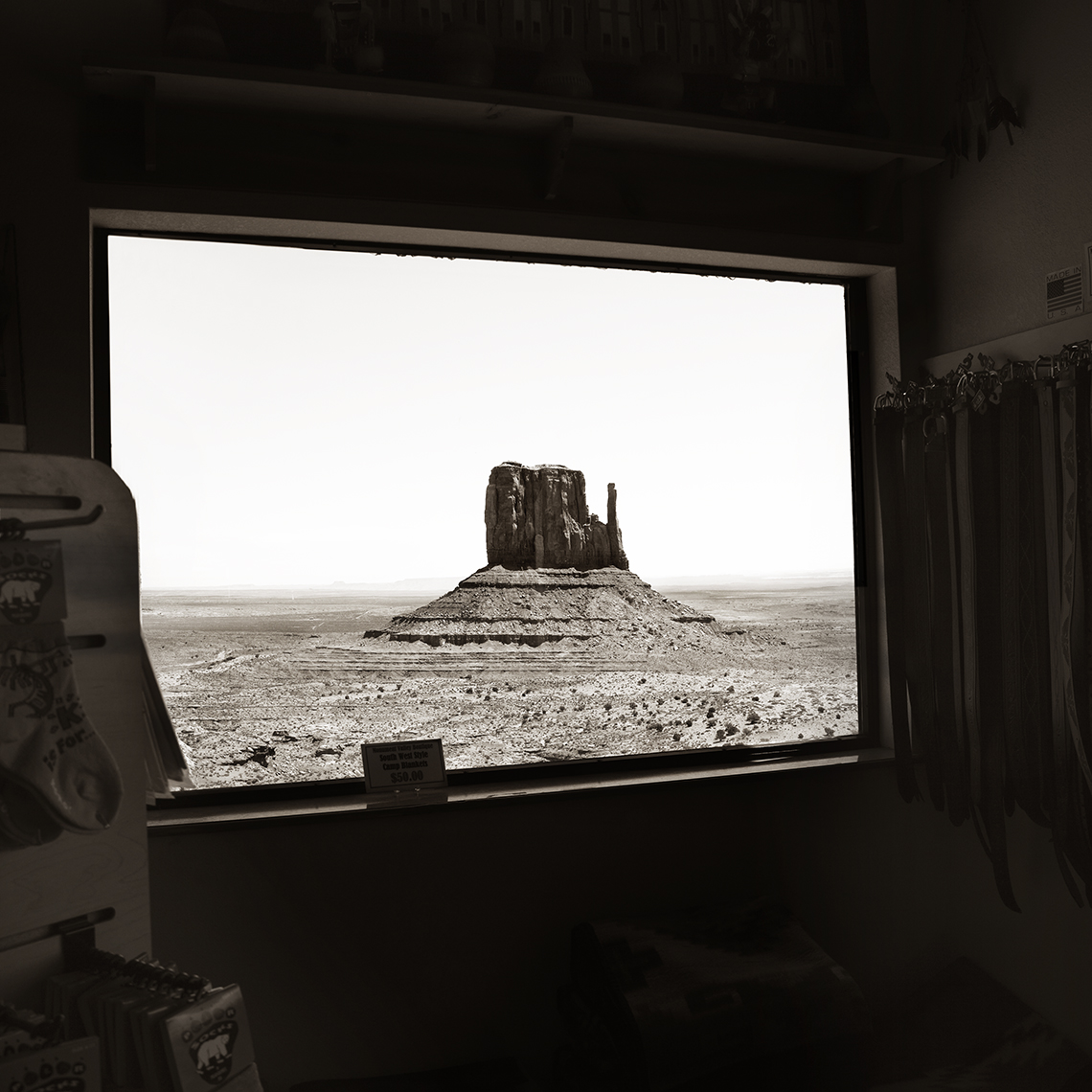monument valley gift store
